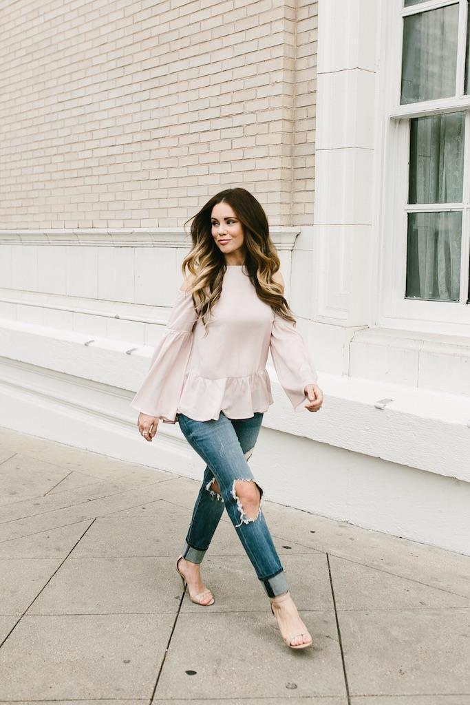 f792e258f33f kbstyled chelsea28 bell sleeve cold shoulder top nordstrom sts blue taylor  ripped boyfriend jeans fern canyon samedelman patti ankle strap sandal  l27455 ...